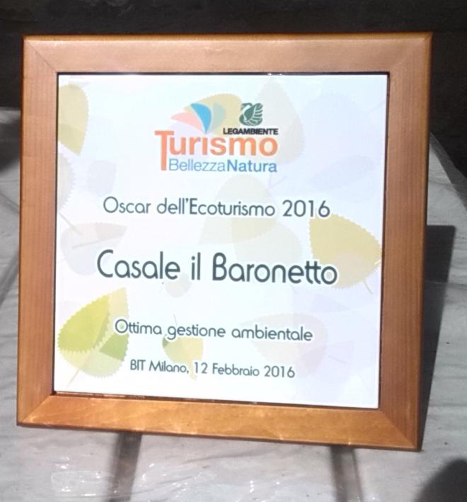 casale il baronetto premio legambiente 2016